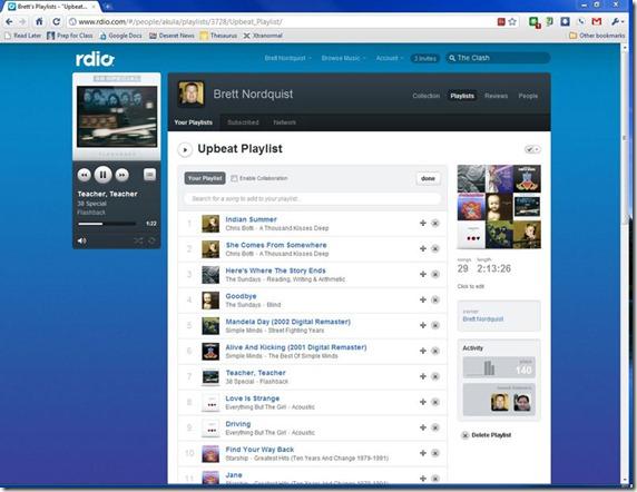 RDIO_Playlist
