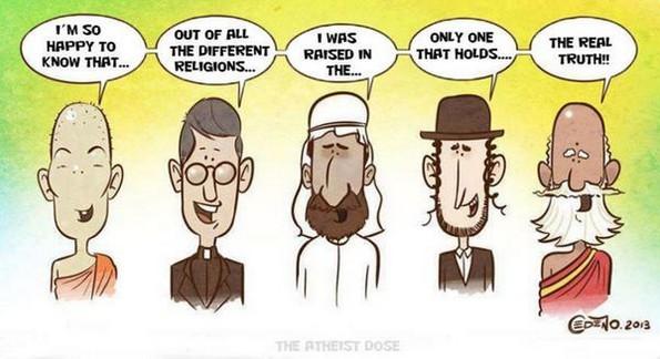 one-true-religion